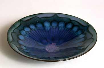Blue Chelsea dish
