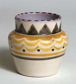 Small Poole jar