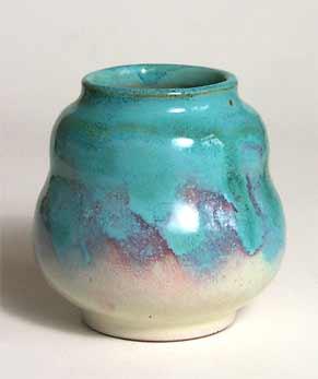 Saunders vase