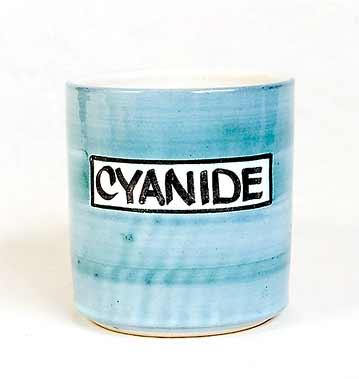 Briglin cyanide mug