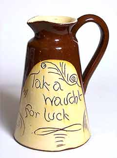 Cumnock water jug