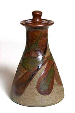 Aller Pottery bottle