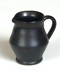Miniature black jug