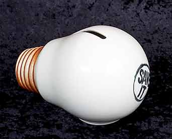 Bonassera screw light bulb