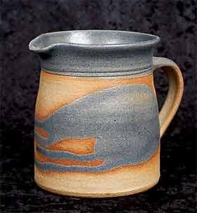 Alan Brough pint jug