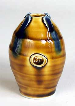 Finnegan porcelain vase