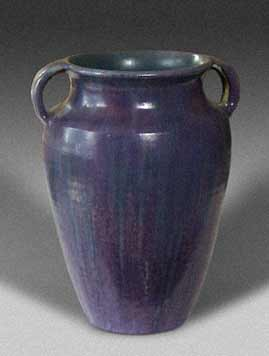 Upchurch handled vase