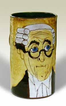 Chelsea barrister mug