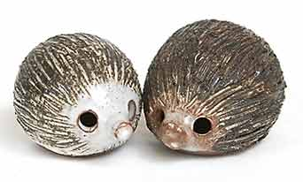 Pair of Briglin hedgehogs