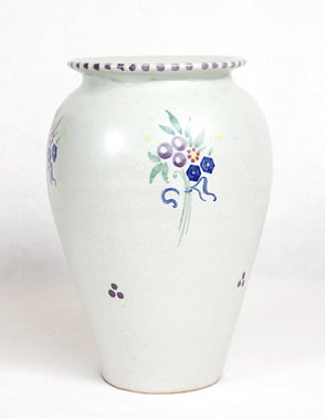 Early Poole vase