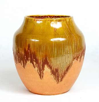 Streaky Nowell vase