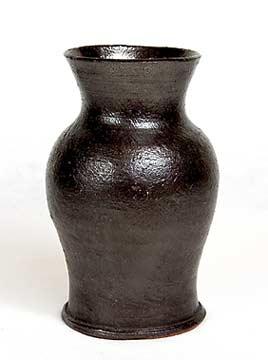 Dark Silchester vase