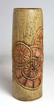 Rooke cylinder vase