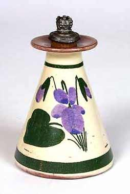 Devon Violets bottle