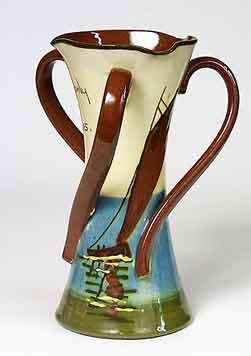 Forster and Hunt vase