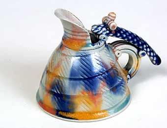 Steve Woodhead jug