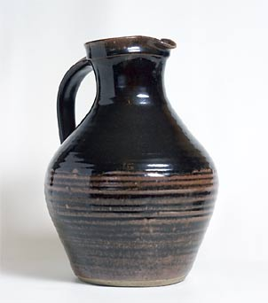 Large David Leach jug