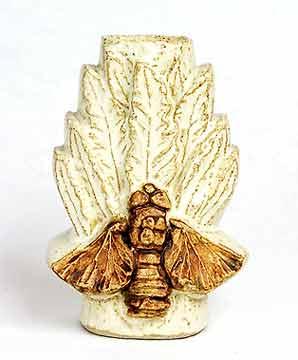 Rooke moth vase