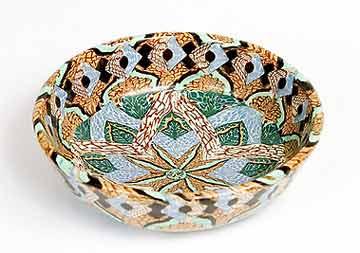 Fine Gerbino bowl