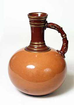 Watcombe Porcelain vase