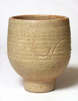 Incised yunomi