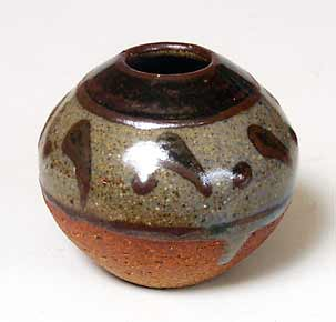 Small round pot