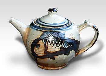 Seth Cardew teapot