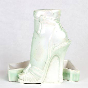 Sunset high-heeled box