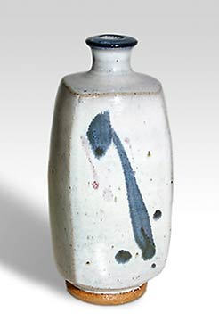 Peter Swanson bottle vase