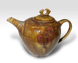 Alan Brough teapot