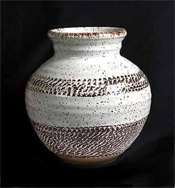 Ray Marshall vase