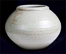 John Solly studio pot