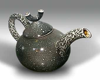 Wally Keeler teapot