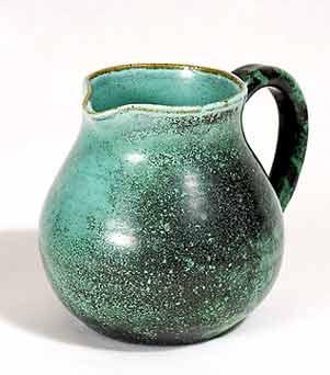 Green Rye jug