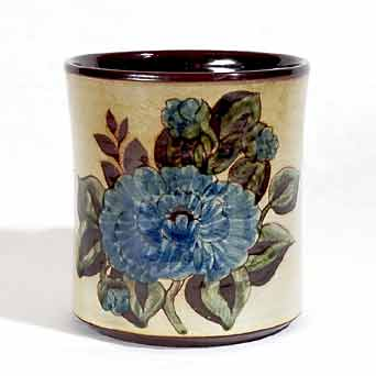 Large floral Chelsea mug