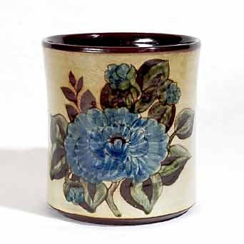 Large floral Chelsea mug