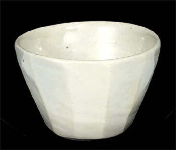 Bill Marshall cut-sided bowl