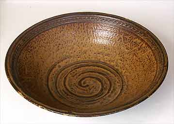 Large Paul Green bowl