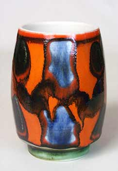 Delphis vase