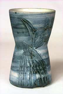Waisted Carn vase