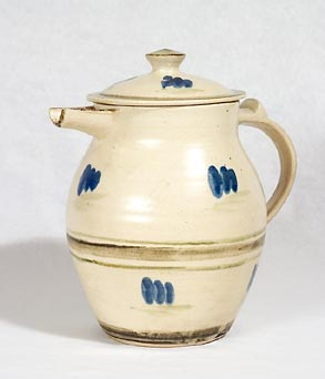 Michael Cardew coffee jug