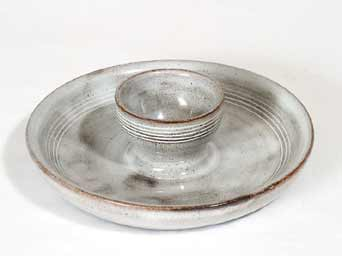David Leach egg dish