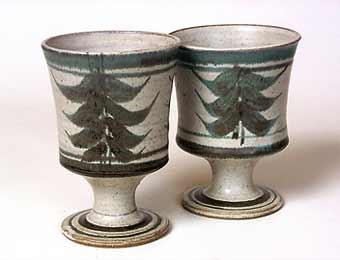 Horlock-Stringer goblets