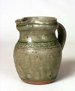 Green Paul Green jug