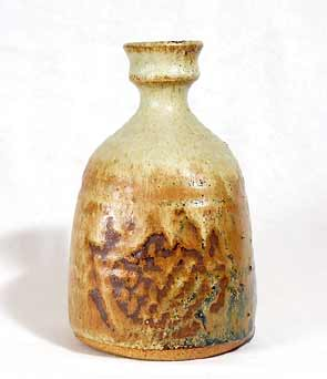 Tolcarne bottle vase