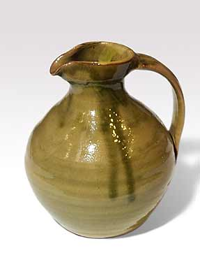 Michael Leach jug