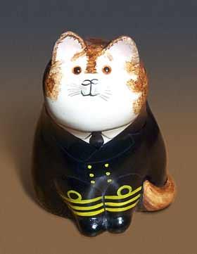 De Bethel naval cat