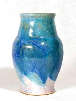Saunders IOW vase