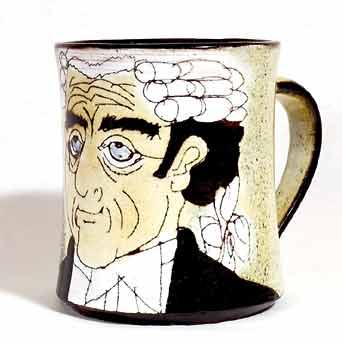 Chelsea lawyer mug