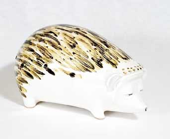 Rye hedgehog pomander